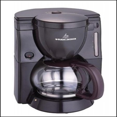 Black And Decker Coffee Maker Does Not Work : Kitchen