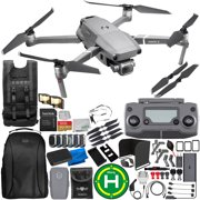 "DJI Mavic 2 Pro Drone Quadcopter with Hasselblad Camera 1"" CMOS Sensor 64GB Ultimate Everything You Need 1-Battery Bundle"
