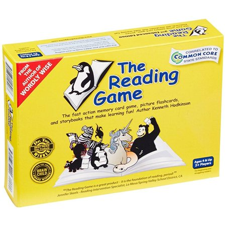 Games For Second Grade Halloween Party (The Reading Game 2nd Edition)