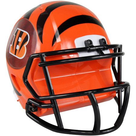 Nfl Mini Helmet - Forever Collectibles NFL Mini Helmet Bank, Cincinnati Bengals