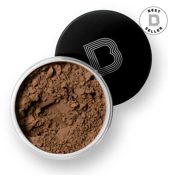 Black Opal Deluxe Finishing Powder, Dark