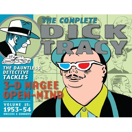 Complete Chester Gould's Dick Tracy Volume 15