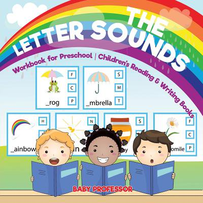 The Letter Sounds - Workbook for Preschool Children's Reading & Writing Books (Paperback) - Preschool Science Ideas For Halloween