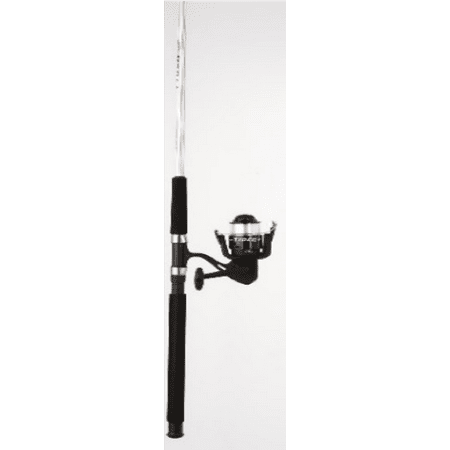 Shakespeare Tiger 8' Spinning Reel and Fishing Rod