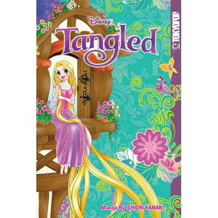 Disney Tangled Manga