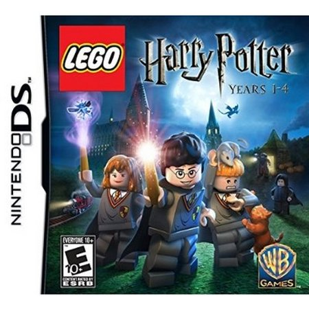 Lego Harry Potter: Years 1-4 (DS)