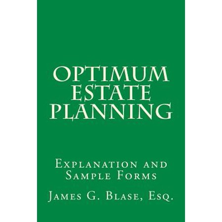 Sample Request Form - Optimum Estate Planning : Explanation and Sample Forms