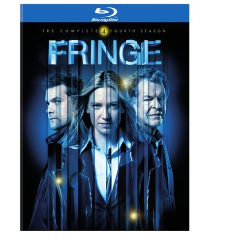 Fringe: The Complete Fourth Season (Blu-ray) (Widescreen)