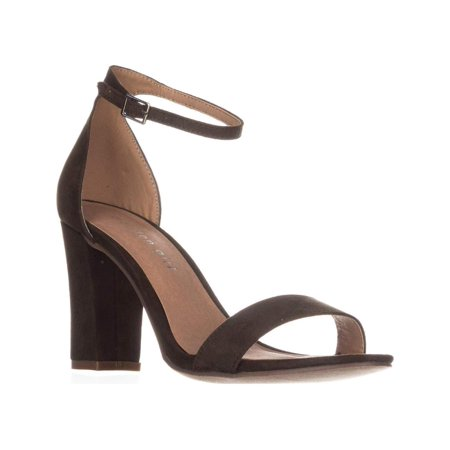 97c8e7bcd34 Madden Girl Womens Beella Fabric Open Toe Casual Ankle Strap ...