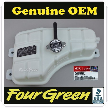 Coolant Tank - GENUINE 2003 2004 2005 Kia Sorento Coolant Reservoir Tank NEW [254303E201]