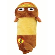 Petstages Stuffing Free Mini Monkey Dog Toy, Multicolor