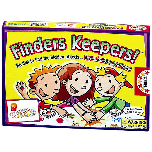 Educa Finder Keepers Game