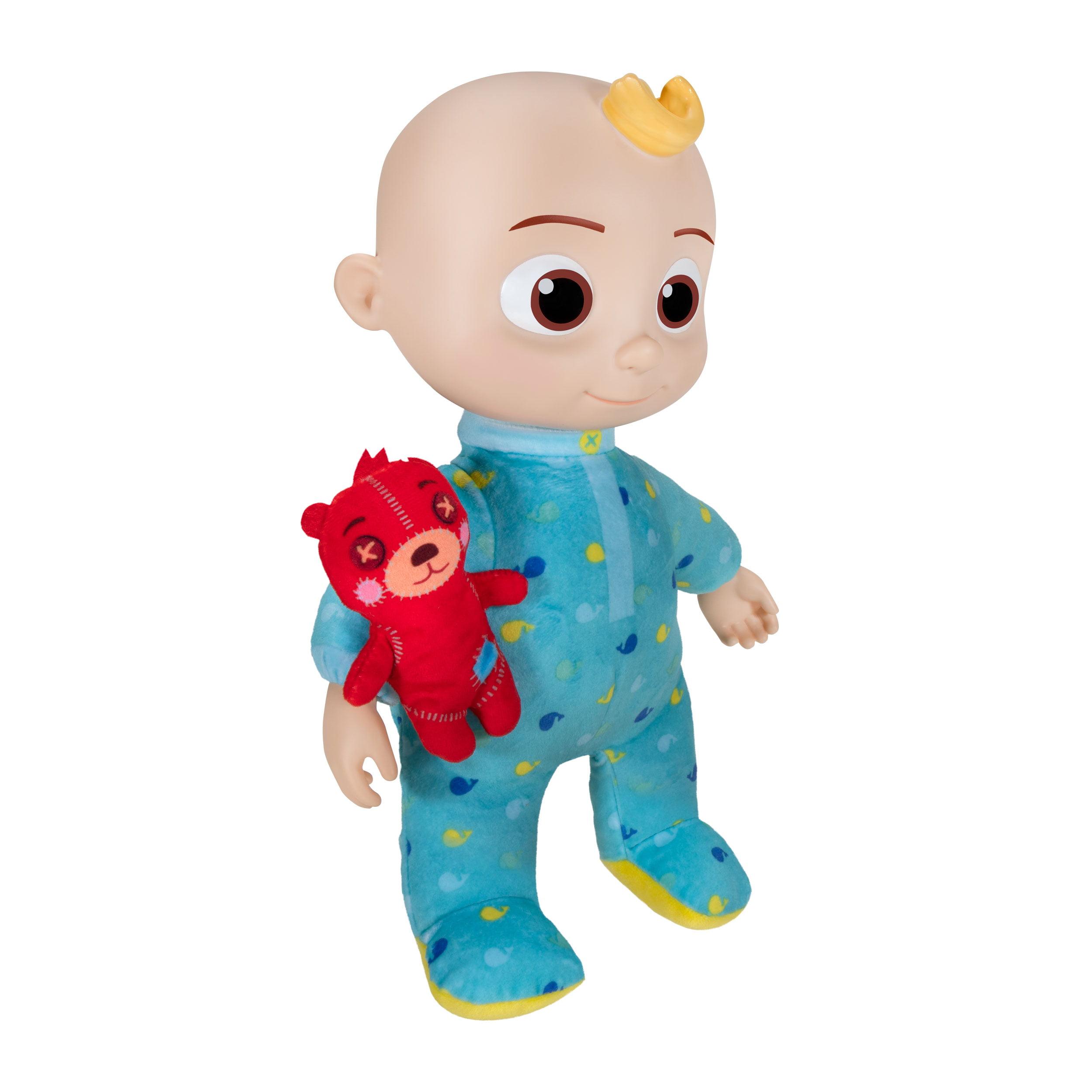 Cocomelon Educational Plush Stuffed Doll cocmelon Toys Kids Xmas Gifts