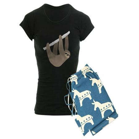 f605e963b CafePress - CafePress - Sloth - Women's Dark Pajamas - Walmart.com