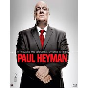 WWE: Paul Heyman (Blu-ray)