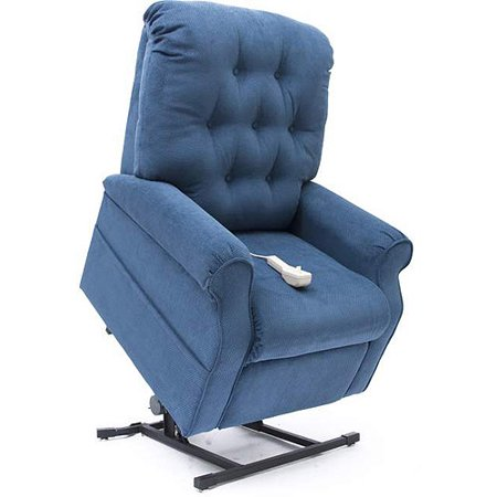 mega motion easy comfort lift chair navy