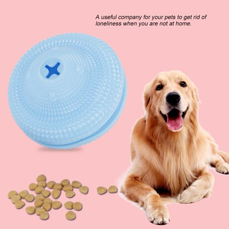 Fosa Pet Food Feed Puzzle Toys Biting Resistance Gyro Ball Shape Dispenser Puppy Stuffed Supplies ,Pet Food Feed Toys, Pet Dog Bite-resistant Food