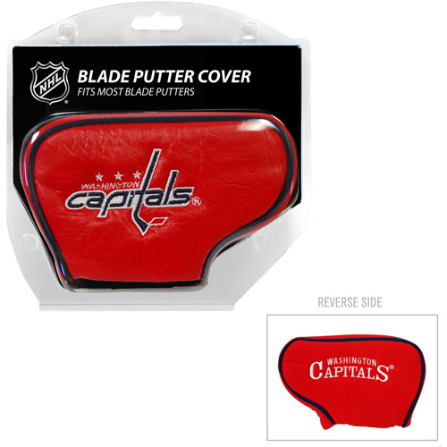 Team Golf NHL Washington Capitals Golf Blade Putter Cover
