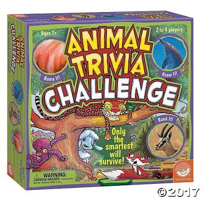 In-68233 Animal Trivia Challenge Price For 1 Piece by