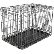 Removable Door Crate in Gray (25 in. L x 18.50 in. W x 21 in. H)
