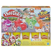 Play-Doh Top Wing Cadet Creations Toolset with 5 Play-Doh Colors