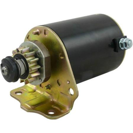 NEW STARTER TORO Z380 Z420 Z480 ZD380 ZD420 Lawn Mower Zero Turn BRIGGS 5777 (Lawn Mower Starter)