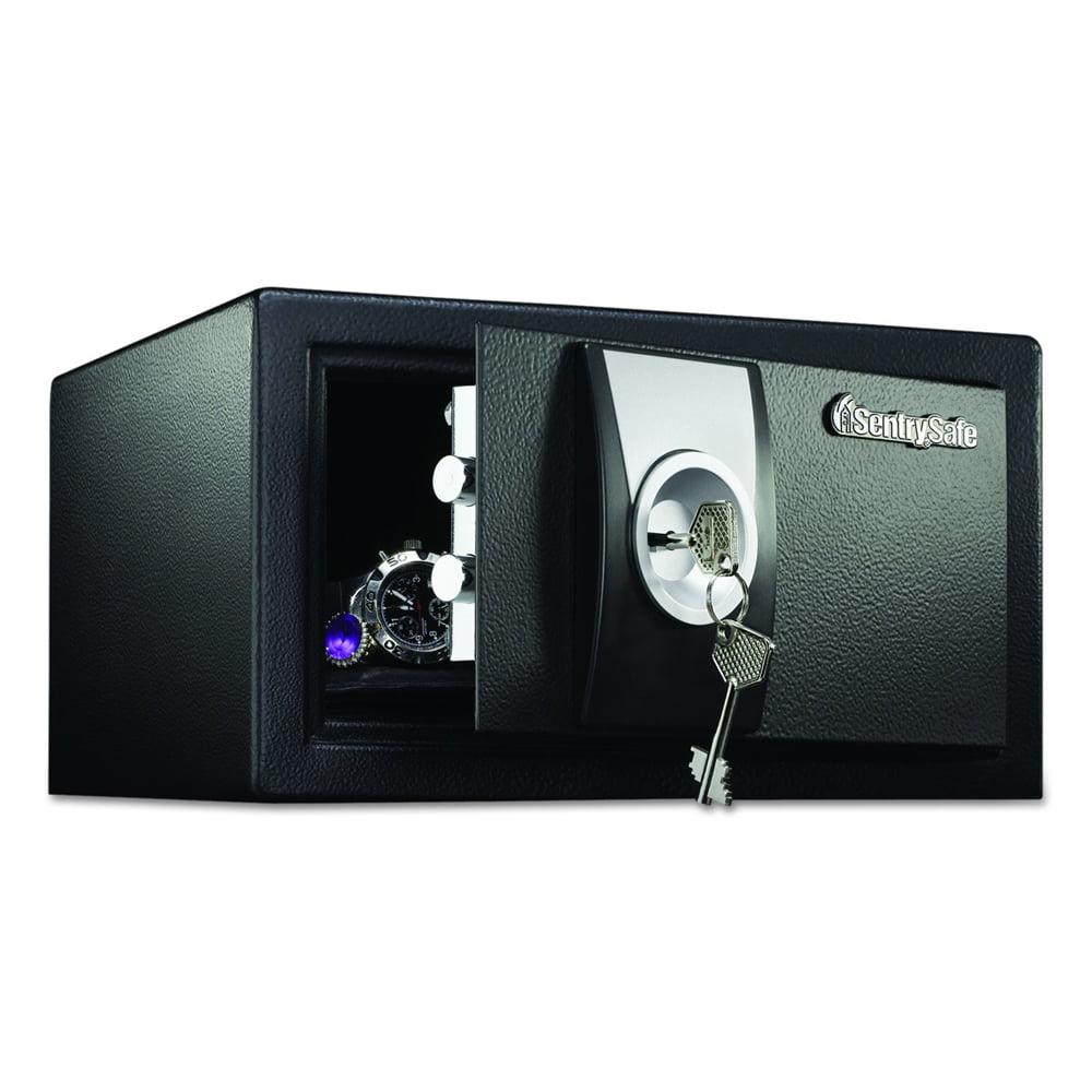 SentrySafe X031 Security Safe with Key Lock, .35 cu ft
