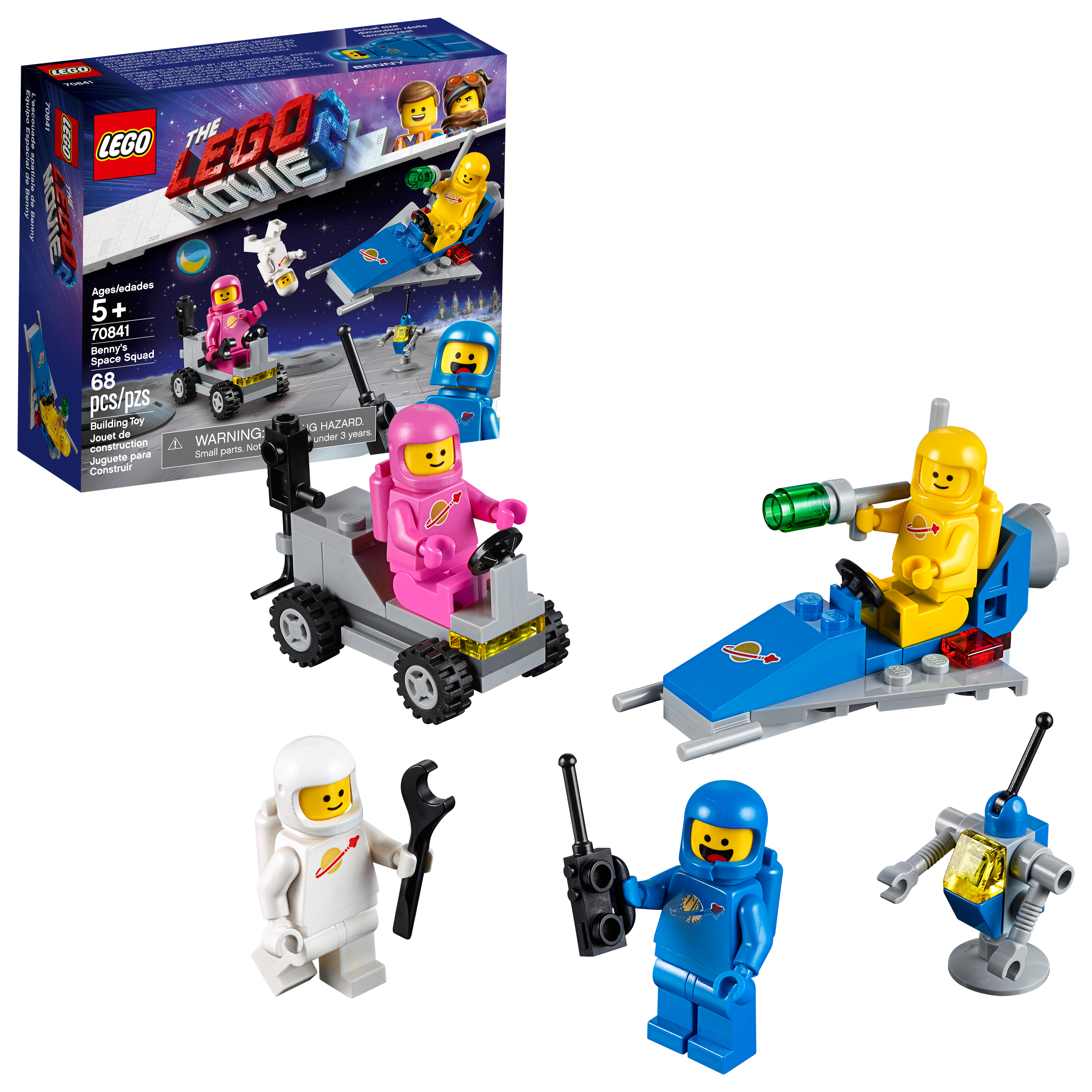 THE LEGO MOVIE 2 Benny's Space Squad 70841