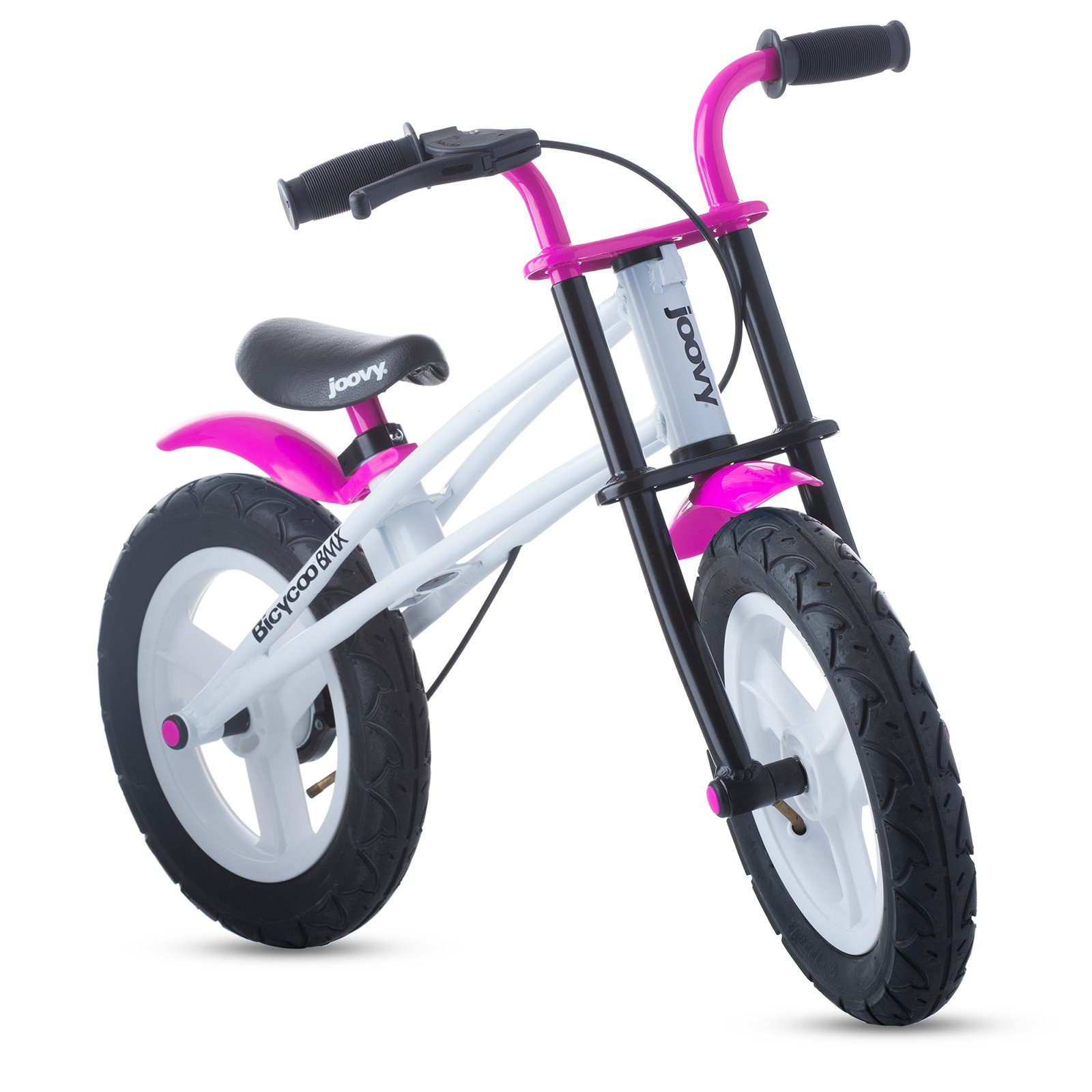Joovy Bicycoo BMX Balance Bike Pink by Joovy