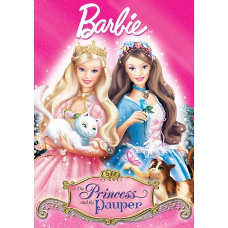 Barbie as the Princess and the Pauper (Vudu Digital Video on