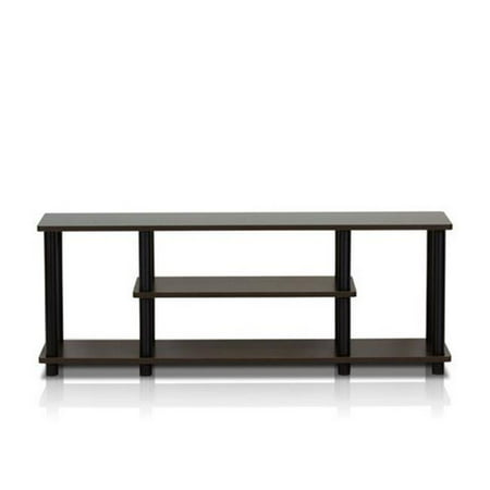 Turn-N-Tube No Tools 3-Tier Entertainment TV Stands - 16.2 x 43.8 x 11.7 in. - image 1 of 1