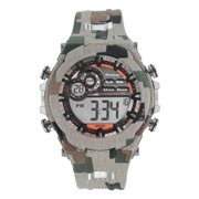 Men's Sport Military Round Watch