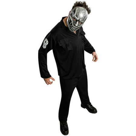 Slipknot Sid Adult Halloween Latex Mask Accessory - Slipknot 133 Mask