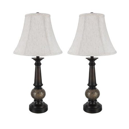 Aspen Creative 40034 Two Pack Set 24 Quot High Traditional