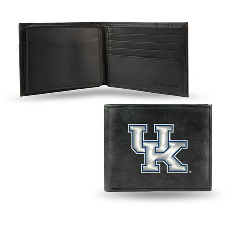 NCAA - Men's Kentucky Wildcats Embroidered Billfold Wallet