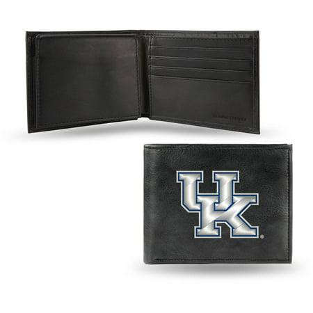 NCAA - Men's Kentucky Wildcats Embroidered Billfold (Wildcats Embroidered Billfold)