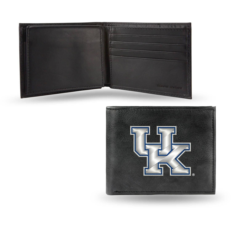 NCAA - Men's Kentucky Wildcats Embroidered Billfold Wallet