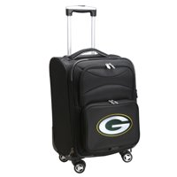 """Green Bay Packers 21"""" Spinner Carry-On - Black - No Size"""