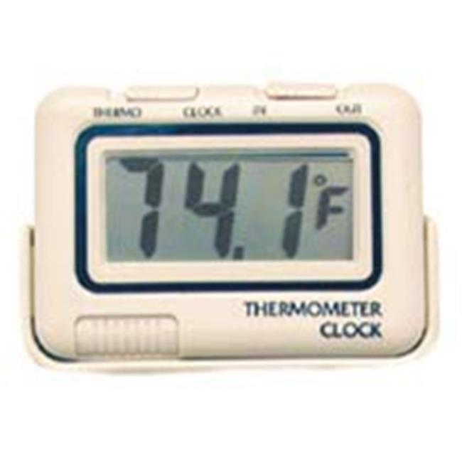 Prime Prodct 123025 Digital Refrigerator Monitor And Clock