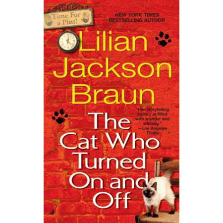 The Cat Who Turned On and Off - eBook