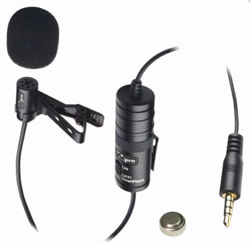 Professional Condenser Microphone for Sony a5000, a5100, a77, a68