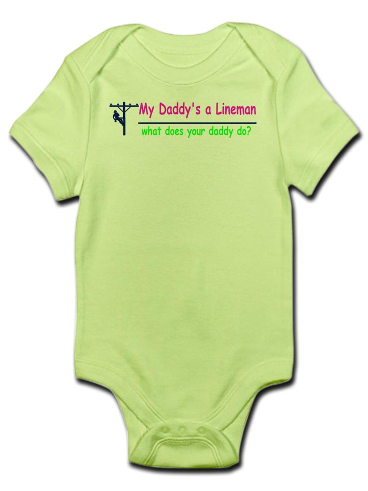 CafePress My Daddy is The DJ T Shirt Organic Baby T