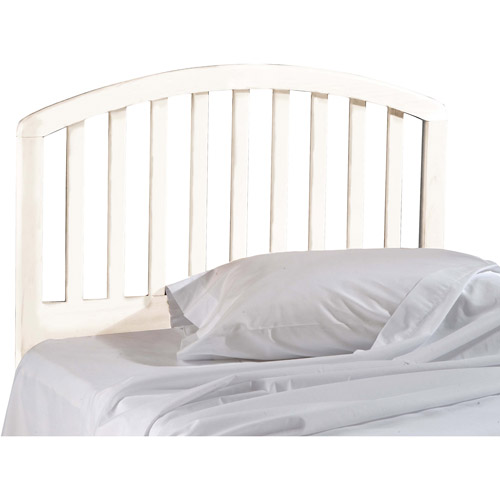 Carolina Headboard, Twin, White by Hillsdale Furniture LLC