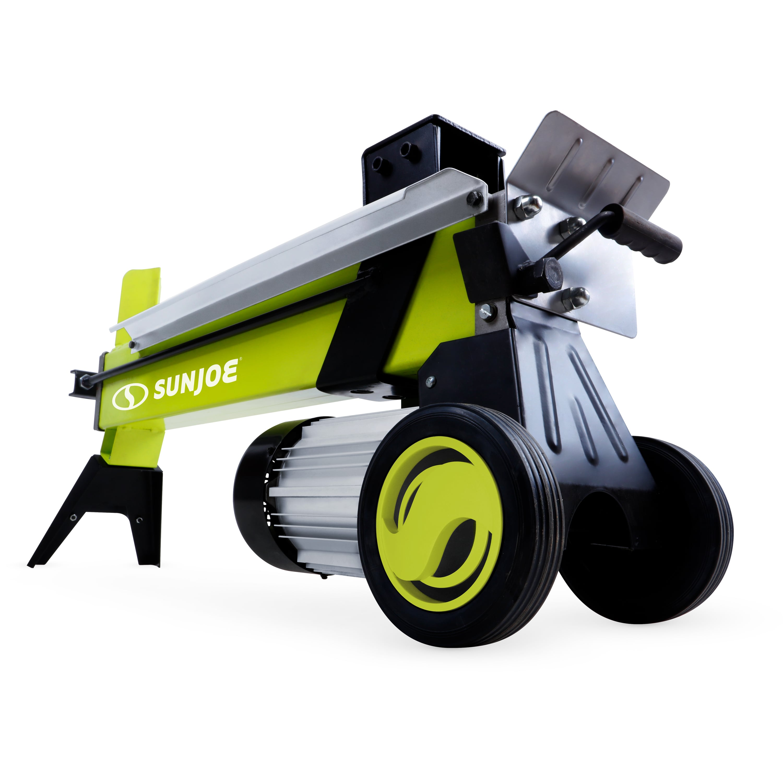Sun Joe LJ602E Electric Log Splitter | 5-Ton · 15 Amp | Hydraulic Ram