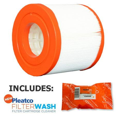 Pleatco Cartridge Filter PWW10 10 sq ft Waterway Skim Filter 378900 w/ 1x Filter Wash