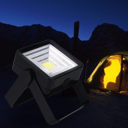 WALFRONT Lumière extérieure rechargeable de secours de tente de lanterne campante actionnée solaire de LED, lanterne campante de secours - image 6 de 10