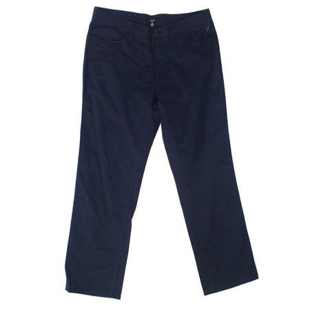 Mens Pants Federal 32X29 Straight Khakis Chinos 32