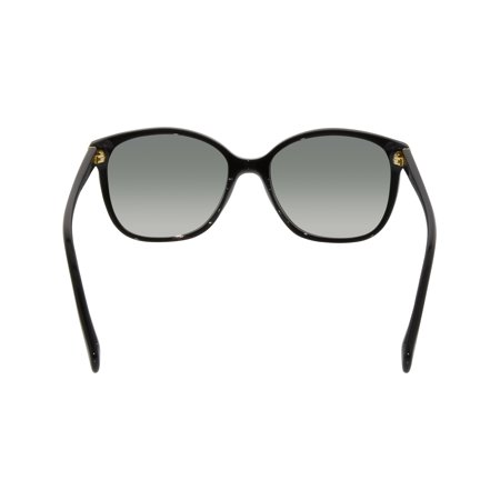 c28cf8cd0eaf Prada Women s Gradient PR01OS-1AB3M1-55 Black Cat Eye Sunglasses - image 1  ...