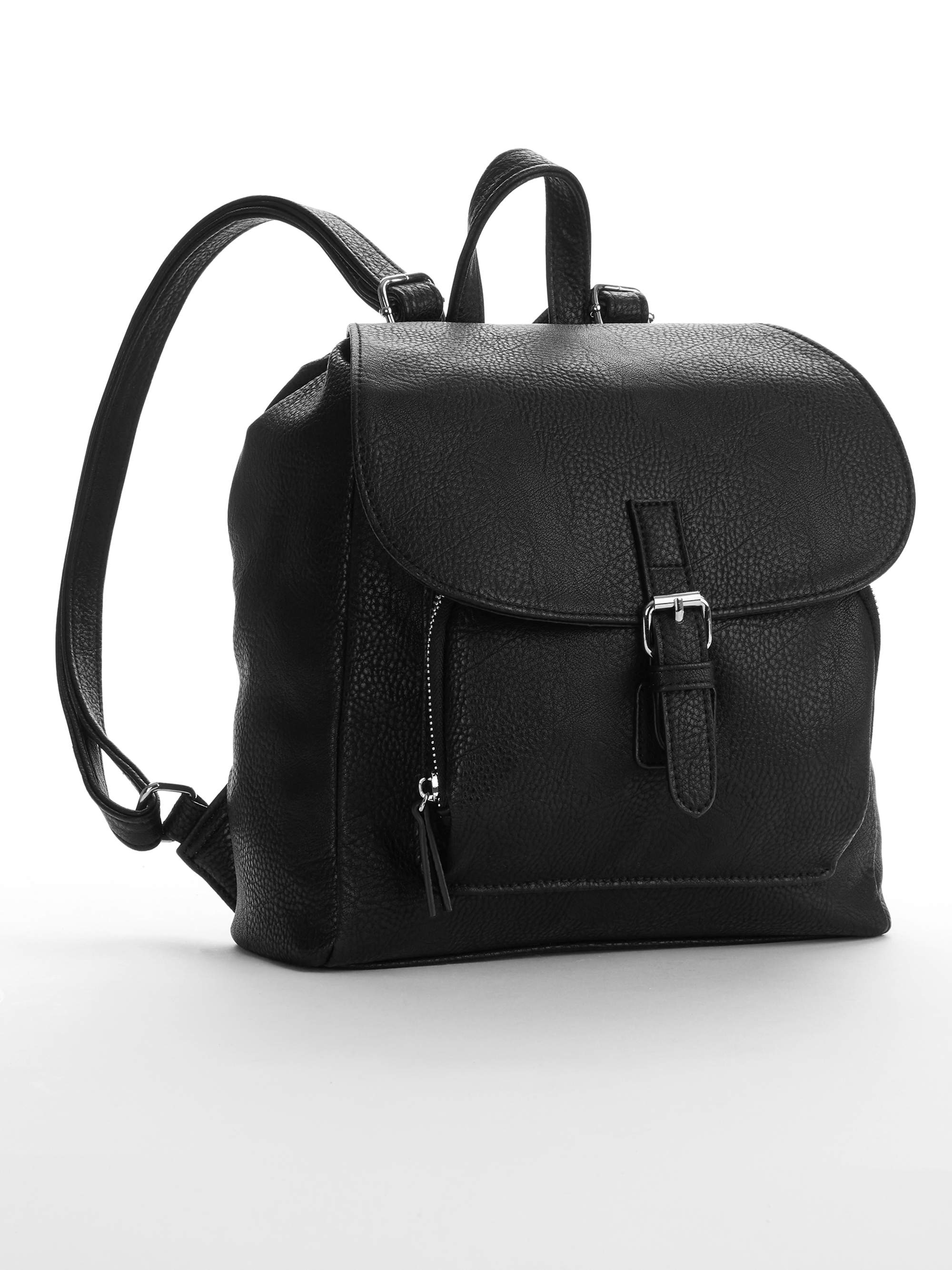 No Boundaries Flap Mini Backpack