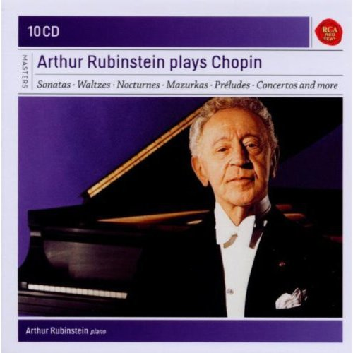 Rubinstein Plays Chopin (Box)